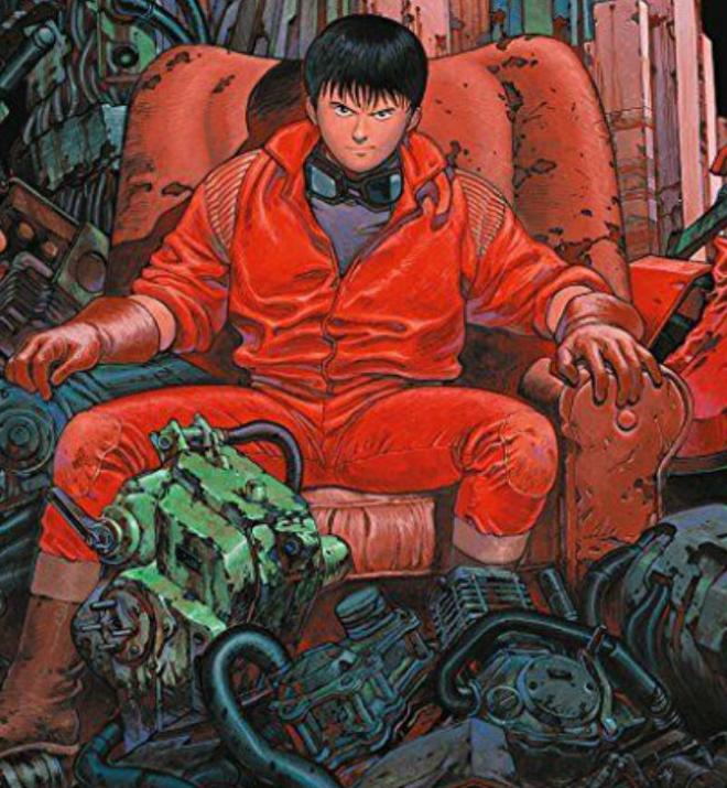 Akira manga anime