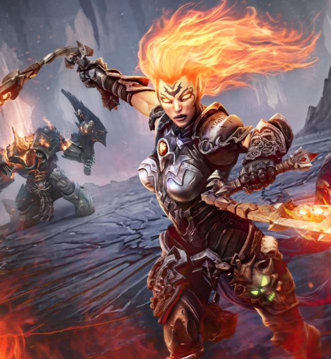 Darksiders 3 PS4 Xbox One PC