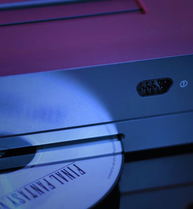 Polymega, la consola retro con CD y cartucho
