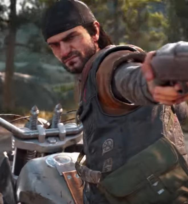 Days Gone Promo PS HISTORIA