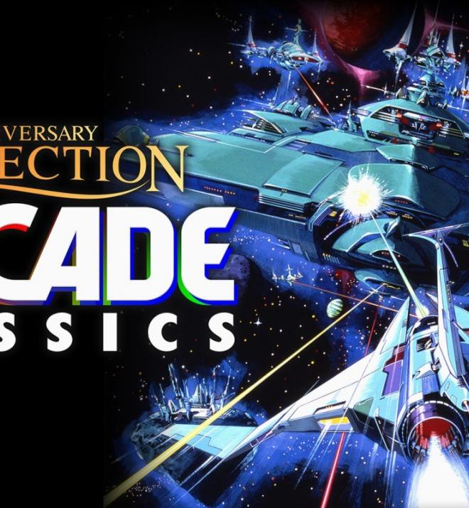 Análisis Anniversary Collection Arcade Classics