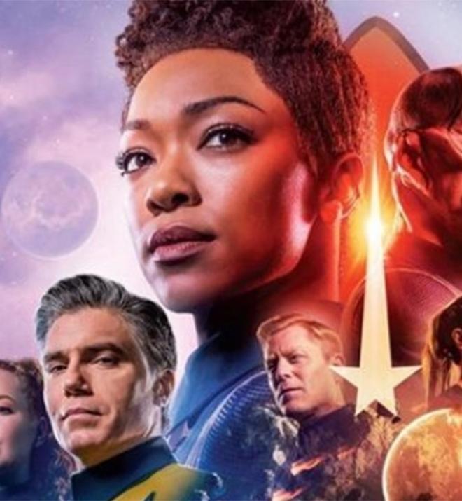 Star Trek Discovery temporada 2
