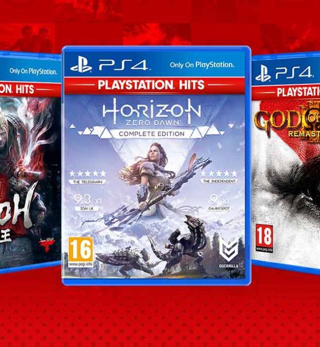 Nuevos Playstation Hits