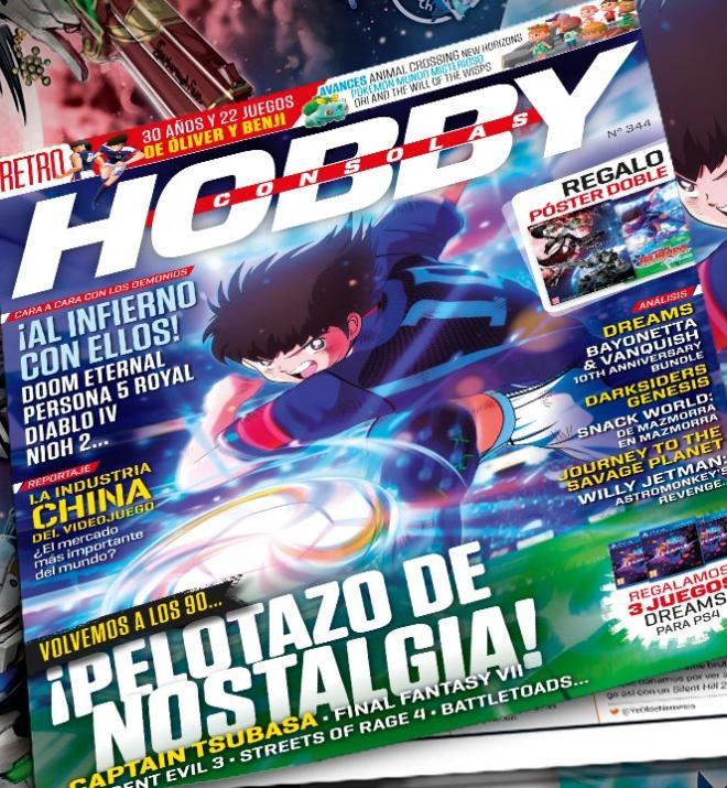 Hobby Consolas 344