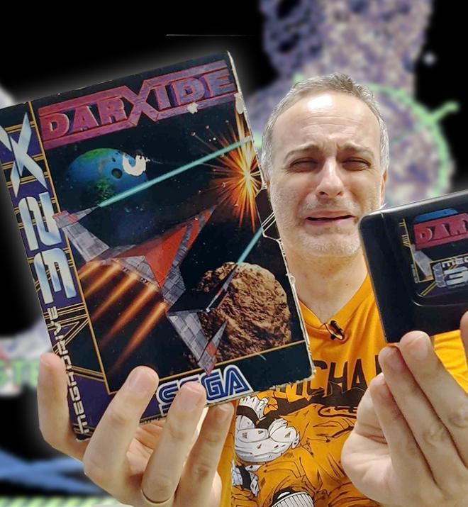 Darxide - El Santo Grial de Mega Drive 32X