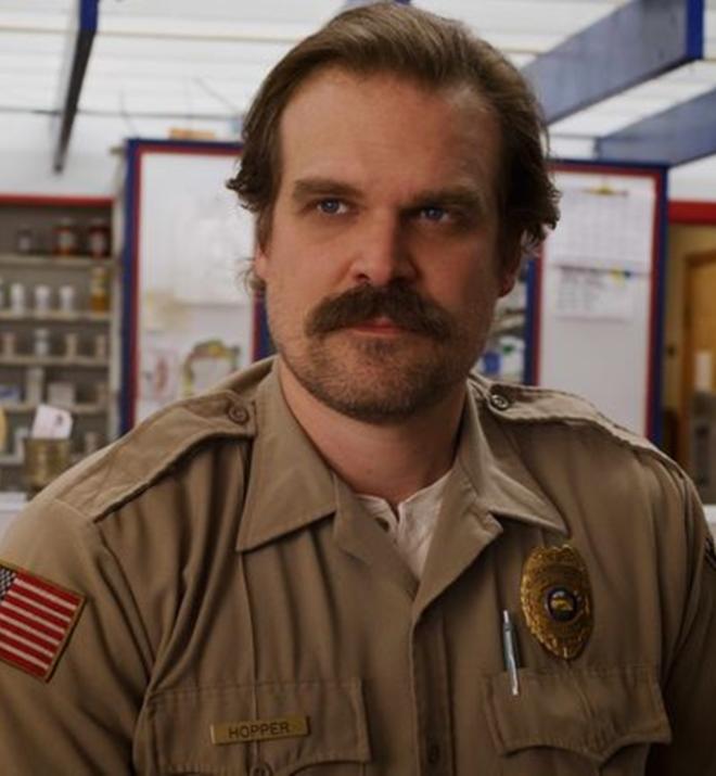 Stranger Things - Sheriff Hopper