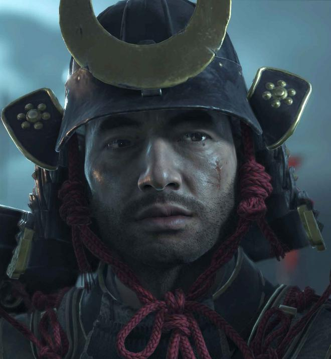 Ghost of Tsushima vídeo historia
