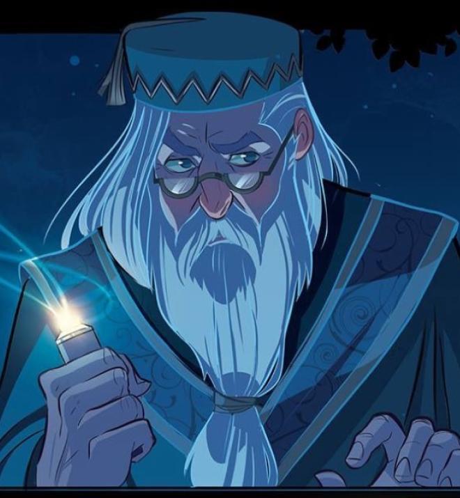 Harry Potter en formato cómics