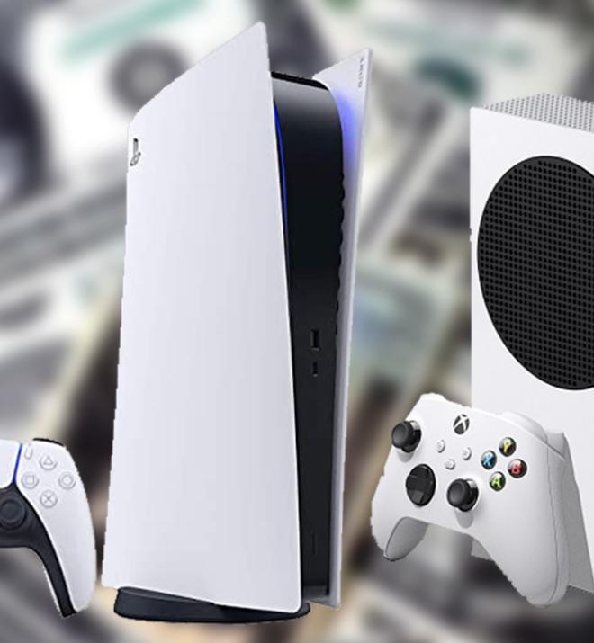 consolas baratas PS5 xbox series s