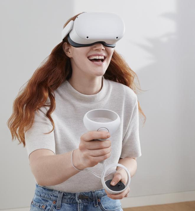 Juegos mejorados para Oculus Quest 2
