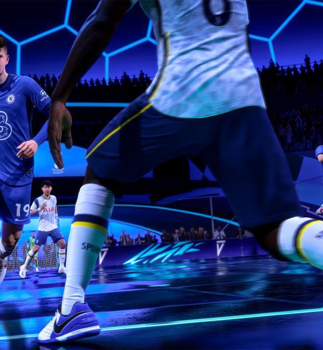 FIFA 21 Nueva generación