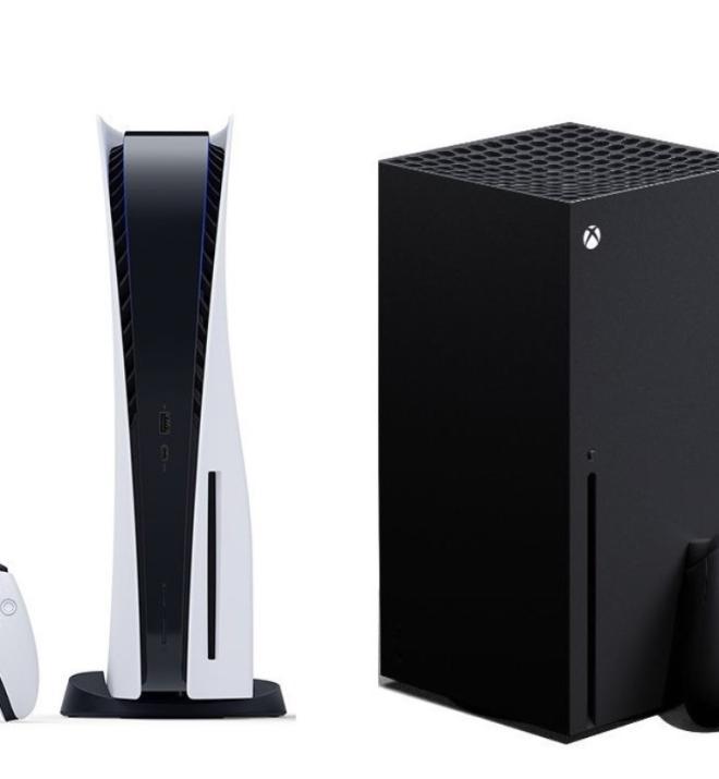 PS5 y Xbox Series X