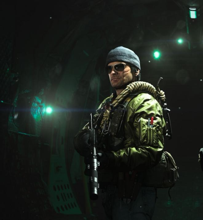 Call of Duty Black Ops Cold War- Modern Warfare - Warzone