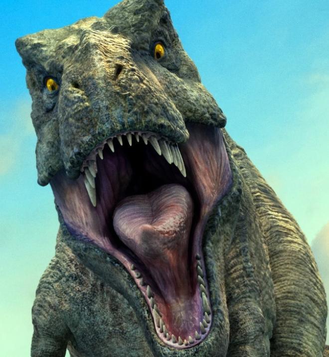 Jurassic World: Campamento Cretácico 2