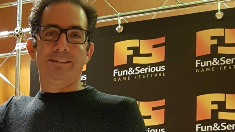 Jeff Kaplan en Fun & Serious