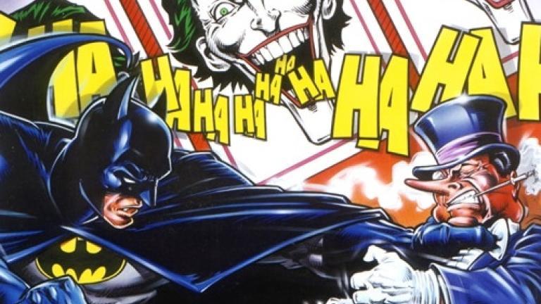 Wakelin - Batman - Portada