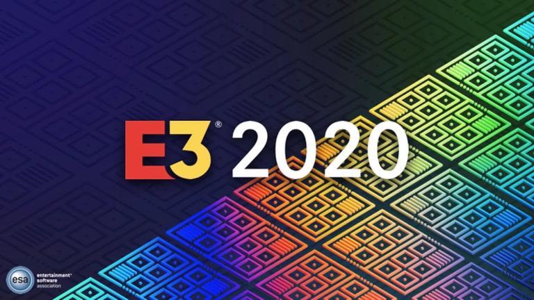 E3 2020 cancelado