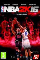 Caratula - NBA 2K16