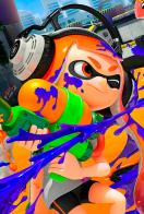 Splatoon - Carátula