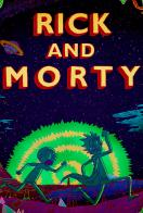 Rick y Morty (Serie TV) - Cartel
