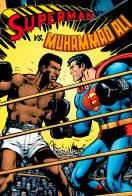 Superman contra Muhammad Ali (Cómic) - Cartel
