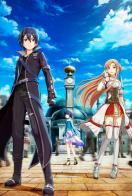 Sword Art Online: Hollow Realization - Carátula