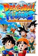 Dragon Ball Fusions - Carátula