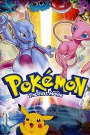 Pokémon 01: Mewtwo VS Mew