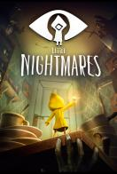 Little Nightmares - Carátula