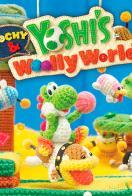 Poochy & Yoshi's Woolly World - Carátula
