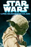 Star Wars: Las Guerras Clon (Cómic) - Cartel
