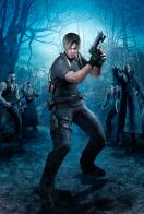 Resident Evil 4 - Carátula