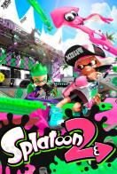 Splatoon 2 - Carátula