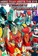 Transformers: More Than Meets the Eye (Cómic) - Cartel