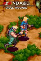 ACA NeoGeo: Shock Troopers - Carátula