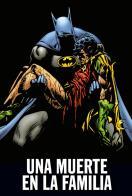 Batman: Una muerte en la familia (Cómic) - Cartel