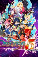 Disgaea 5 Complete - Carátula