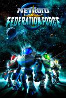 Metroid Prime: Federation Force - Carátula
