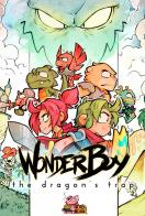 Wonder Boy: The Dragon's Trap - Carátula