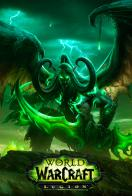 World of Warcraft: Legion - Carátula