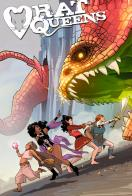 Rat Queens (Cómic) - Cartel