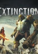 Extinction portada