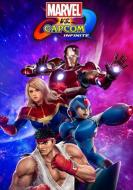 Marvel vs Capcom Infinite portada