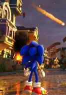 Sonic Forces Carátula