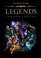 Elder Scrolls Legends Caratula