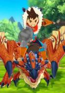 Monster Hunter Stories Portada