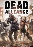 Dead Alliance Portada