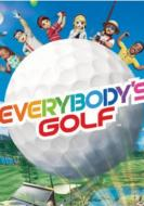 Everybody's Golf PS4 Portada