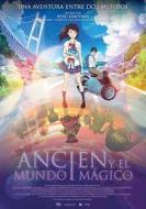 Ancien y el mundo mágico portada español