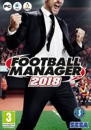 Football Manager 2018 Portada